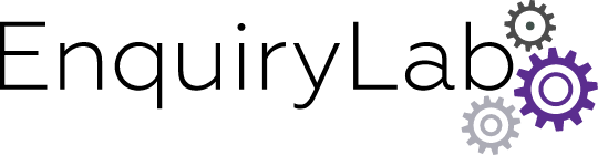 EnquiryLab footer logo
